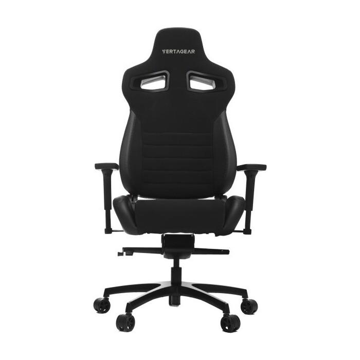 Кресло компьютерное игровое Vertagear P-Line PL4500 black LED/RGB Upgradable