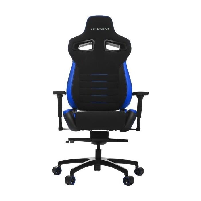 Кресло компьютерное игровое Vertagear P-Line PL4500 black/blue LED/RGB Upgradable