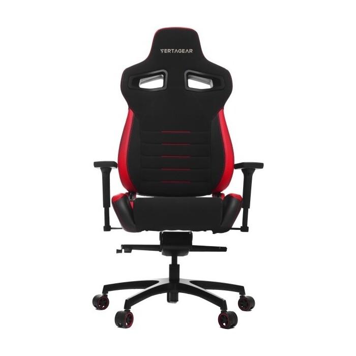 Кресло компьютерное игровое Vertagear P-Line PL4500 black/red LED/RGB Upgradable
