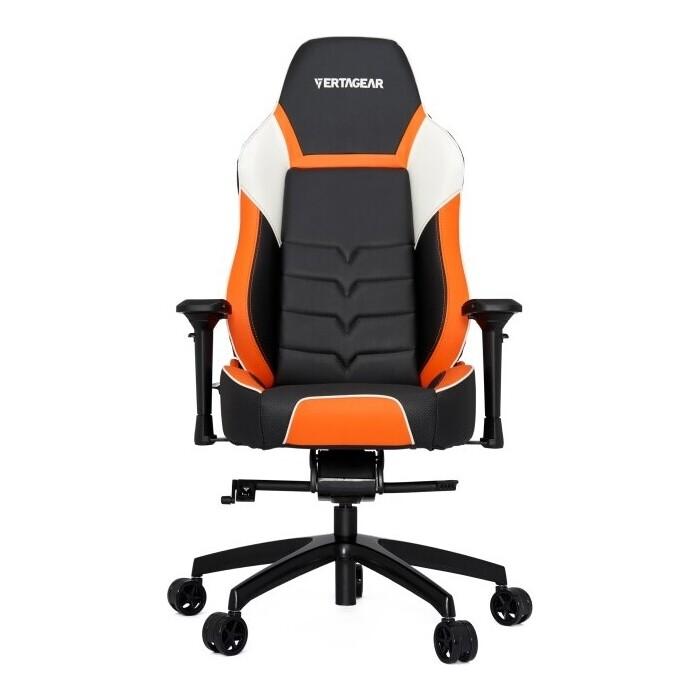 Кресло компьютерное игровое Vertagear P-Line PL6000 black/orange