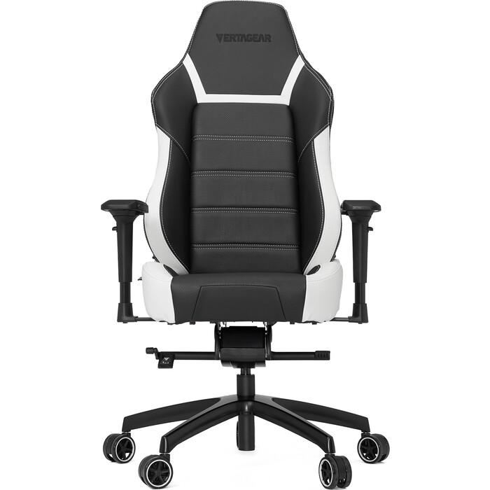 Кресло компьютерное игровое Vertagear P-Line PL6000 black/white