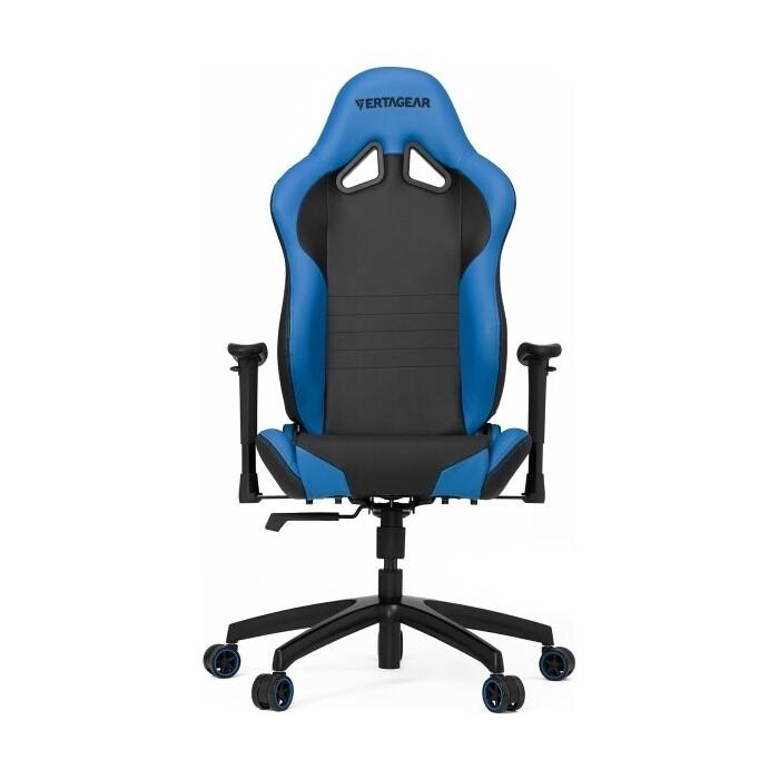Кресло компьютерное игровое Vertagear S-Line SL2000 black/blue