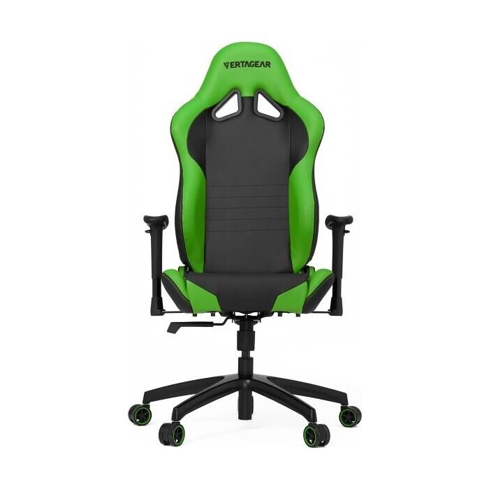 Кресло компьютерное игровое Vertagear S-Line SL2000 black/green