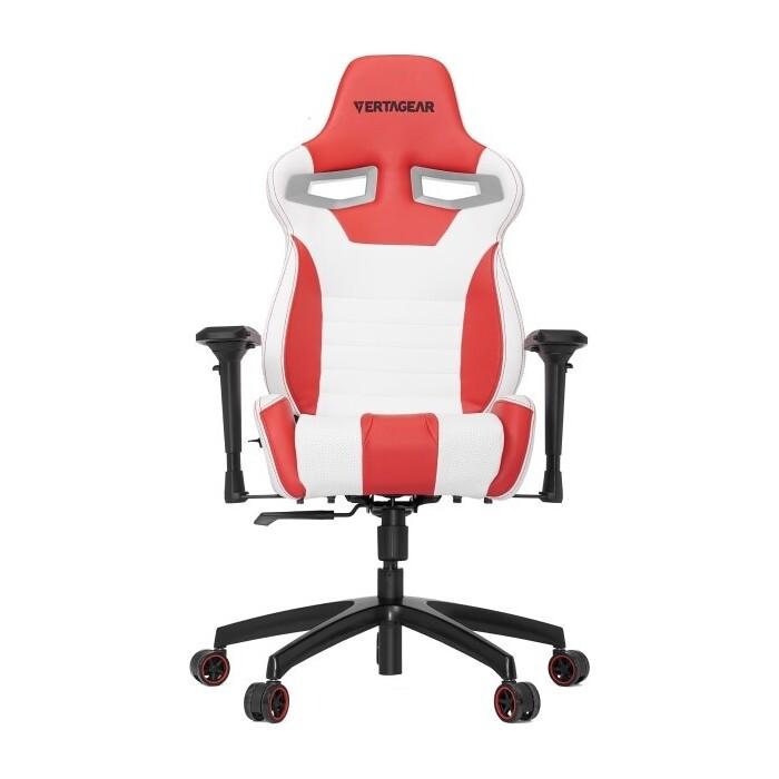 Кресло компьютерное игровое Vertagear S-Line SL4000 white/red