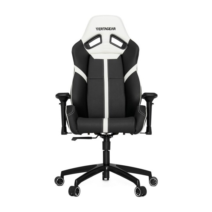 Кресло компьютерное игровое Vertagear S-Line SL5000 black/white