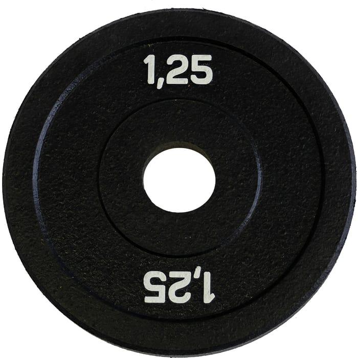 Диск Original FitTools 1,25 кг (черный)