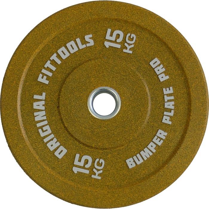 Диск Original FitTools 15 кг (желтый)