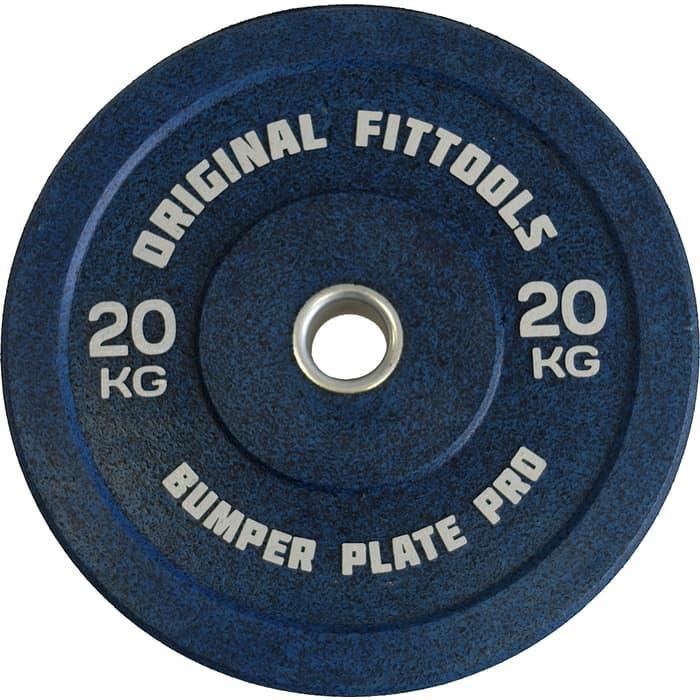 Диск Original FitTools 20 кг (синий)