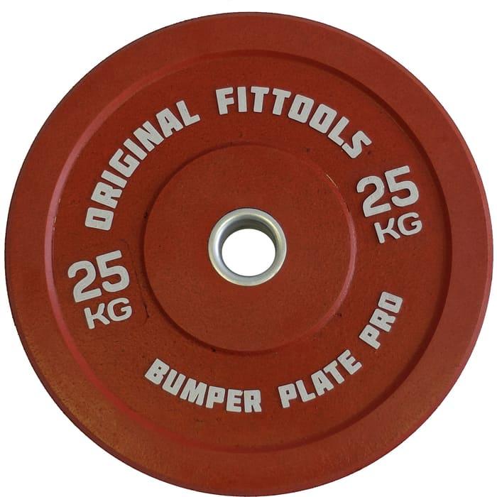Диск Original FitTools 25 кг (красный)