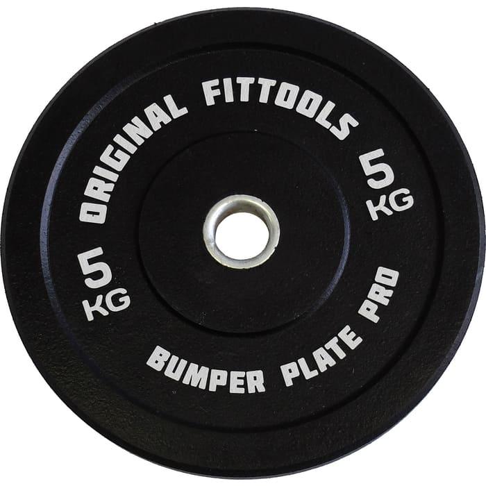 Диск Original FitTools 5 кг (черный)