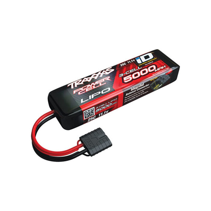 Аккумулятор TRAXXAS 5000mAh 11.1v 3-Cell 25C LiPo
