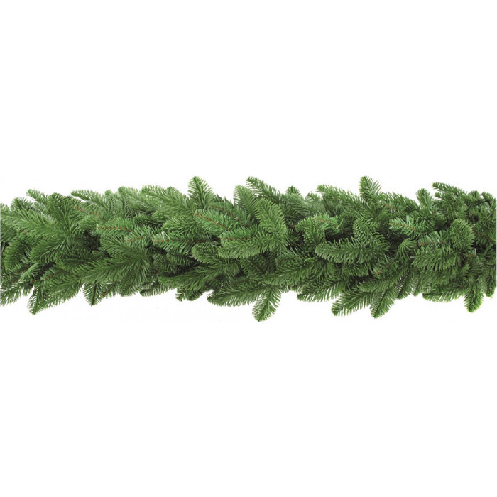 Гирлянда новогодняя Triumph Tree НОРМАНДИЯ 270*33 СМ ЗЕЛЕНАЯ