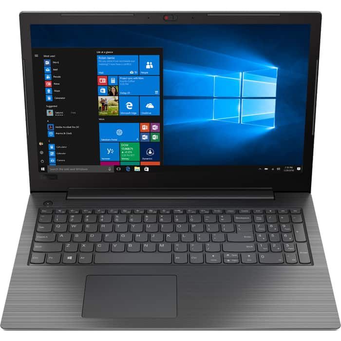 Ноутбук Lenovo V130-15IKB (Core i3 8130U/4Gb/256Gb SSD/DVD-RW/VGA int/W10Pro) (81HN010WRU)