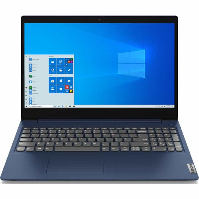 Ноутбук Lenovo IdeaPad 3 (Core i5 1035G1/8Gb/512Gb SSD/noDVD/VGA int/DOS) (81WE00KFRK)