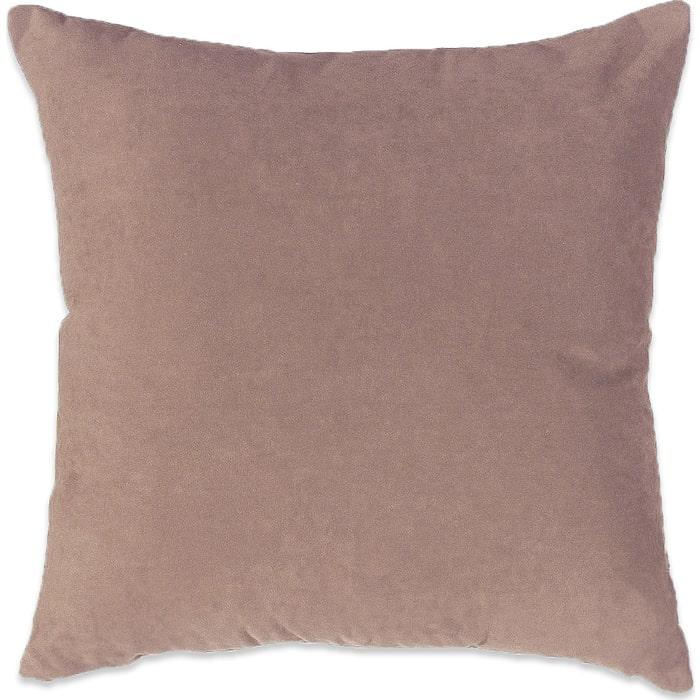Декоративная подушка Mypuff Бежевая мебельная ткань pil_474