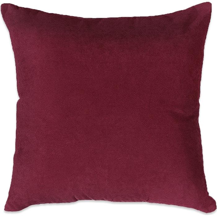 Декоративная подушка Mypuff Бордо мебельная ткань pil_468