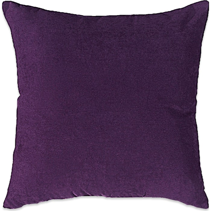 Декоративная подушка Mypuff Баклажан мебельная ткань pil_467