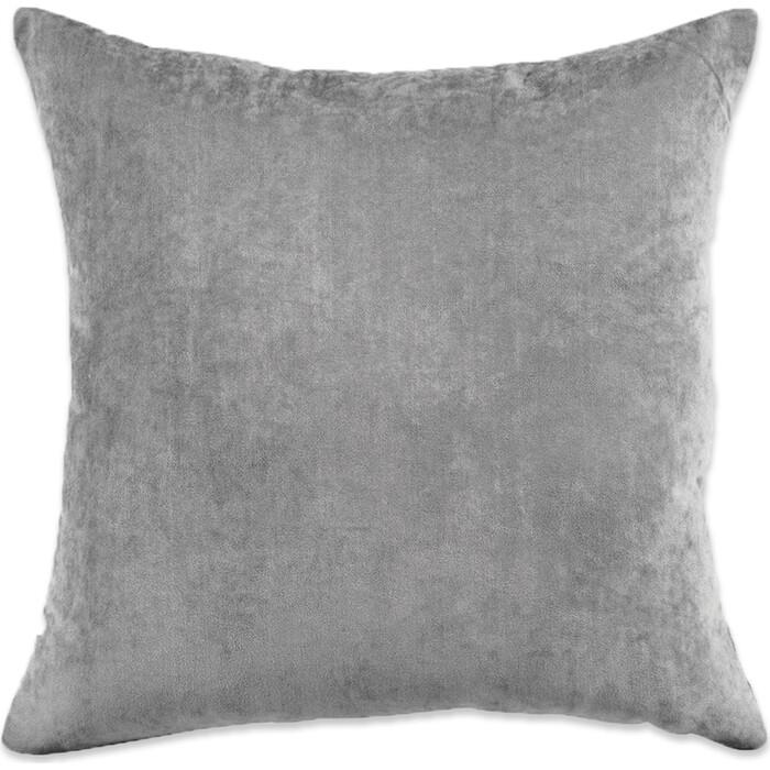Декоративная подушка Mypuff Сталь мебельная ткань pil_460