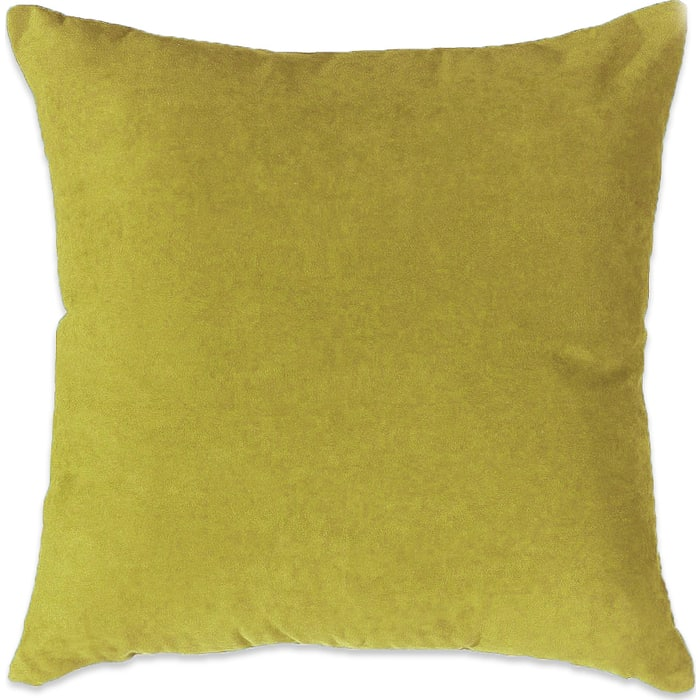 Декоративная подушка Mypuff Горчица мебельная ткань pil_295