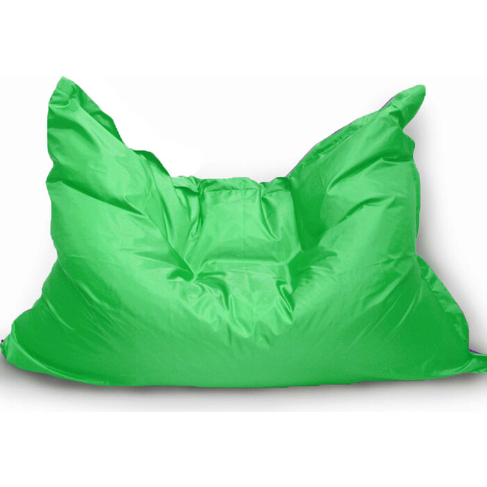 Кресло бескаркасное Mypuff Большая подушка яблоко оксфорд bp_217