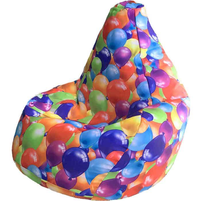 Кресло бескаркасное Mypuff Груша воздушные шары размер компакт мебельный хлопок bm_359
