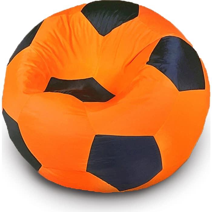 Кресло бескаркасное Mypuff Футбольный мяч Креативный оксфорд ball_011_111