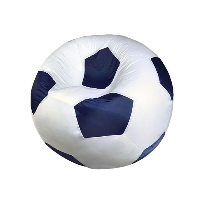 Кресло бескаркасное Mypuff Футбольный мяч Динамо оксфорд ball_013_111