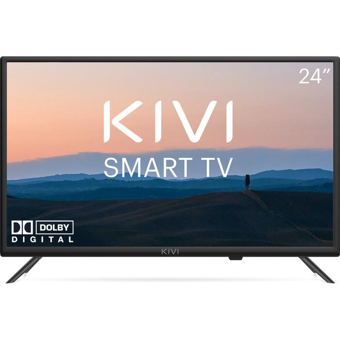 LED Телевизор Kivi 24H600KD led телевизор kivi 40u600kd ultra hd 4k
