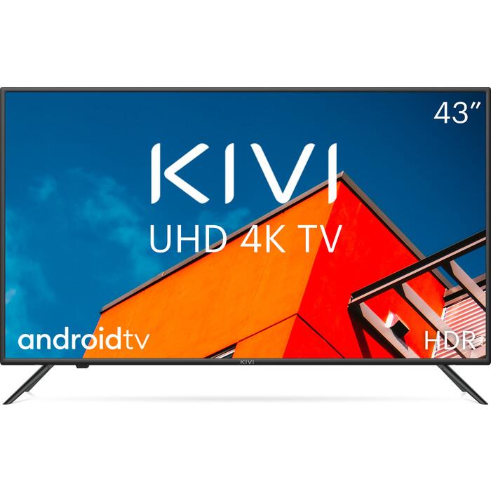 Фото - LED Телевизор Kivi 43U710KB led телевизор kivi 55u710kb