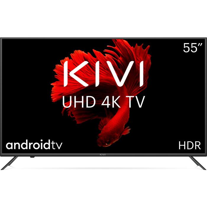 LED Телевизор Kivi 55U710KB kivi