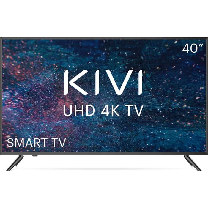 LED Телевизор Kivi 40U600KD led телевизор kivi 40u600kd ultra hd 4k