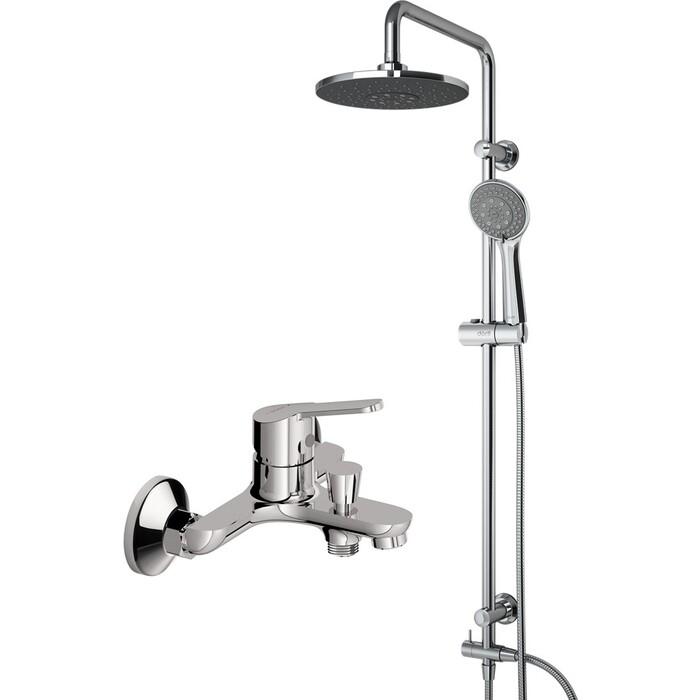 Душевая система Dorff Norma со смесителем для ванны (D0711010)