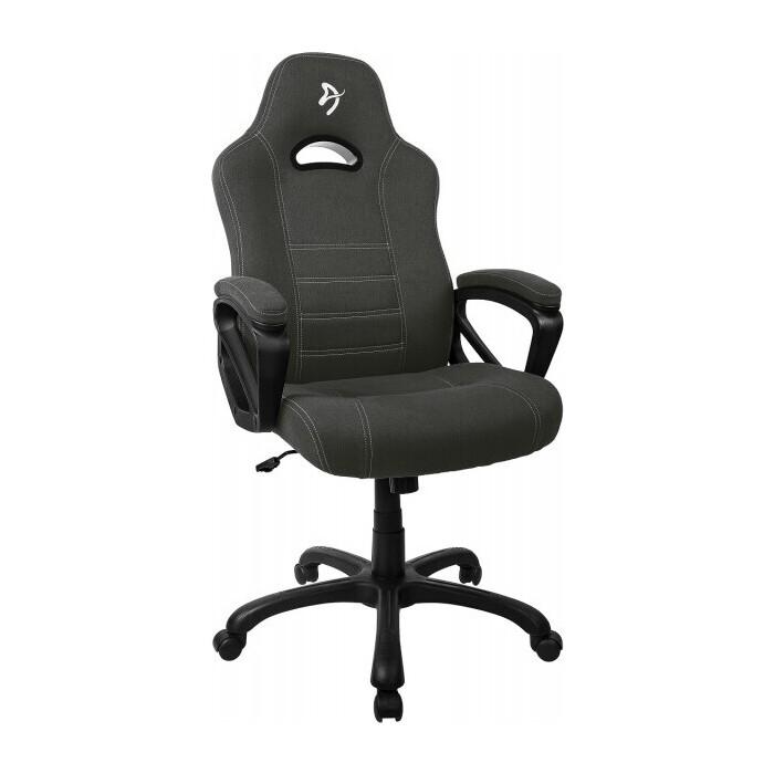 Компьютерное кресло для геймеров Arozzi Enzo Woven fabric black grey