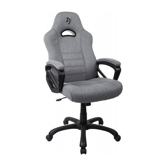 Компьютерное кресло для геймеров Arozzi Enzo Woven fabric grey