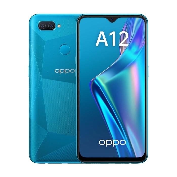 Смартфон OPPO A12 3/32Gb Blue