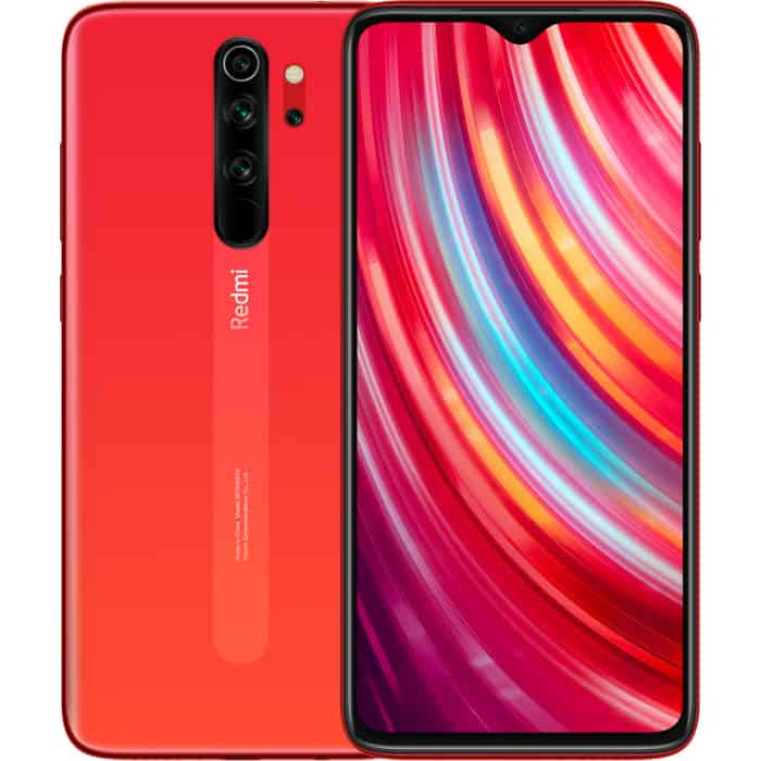 Смартфон Xiaomi Redmi Note 8 Pro 6/64Gb Orange