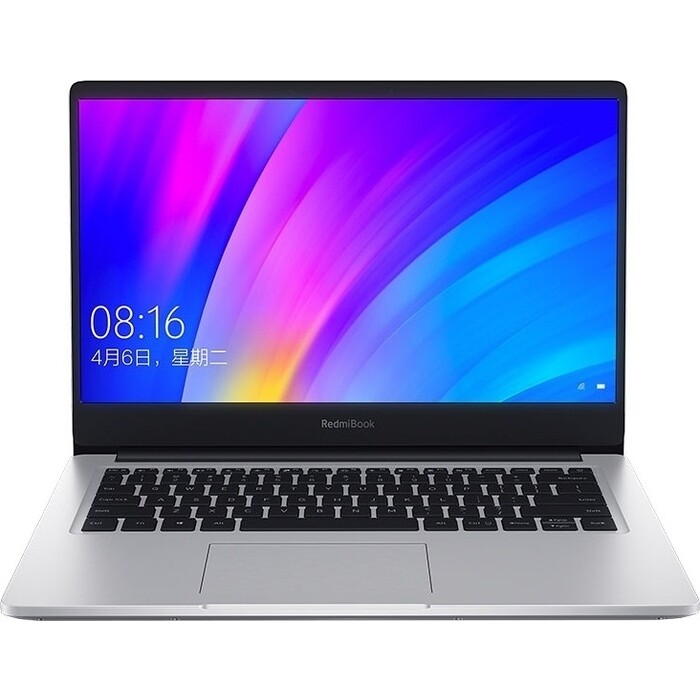 Ноутбук Xiaomi RedmiBook Core i7 10510U/8Gb/SSD512Gb/NVIDIA GeForce MX250 2Gb/14/IPS/FHD/Free DOS