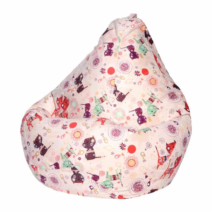 Кресло-мешок Bean-bag Груша kitty XL