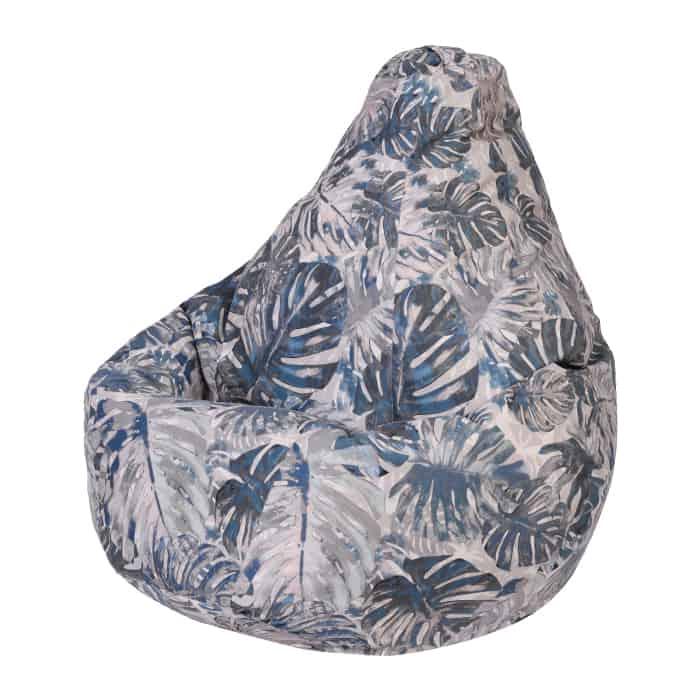 Кресло-мешок Bean-bag Груша джангл лайт XL