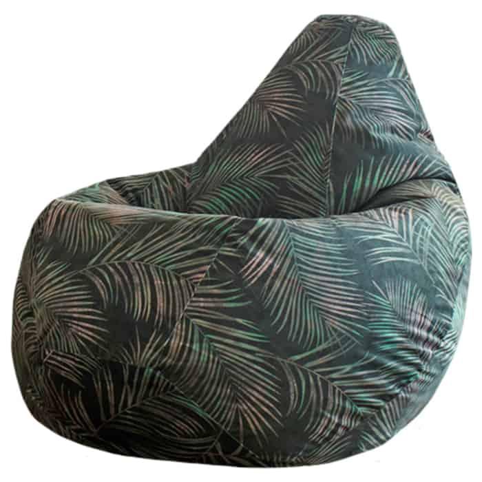 Кресло-мешок Bean-bag Груша тропики XL