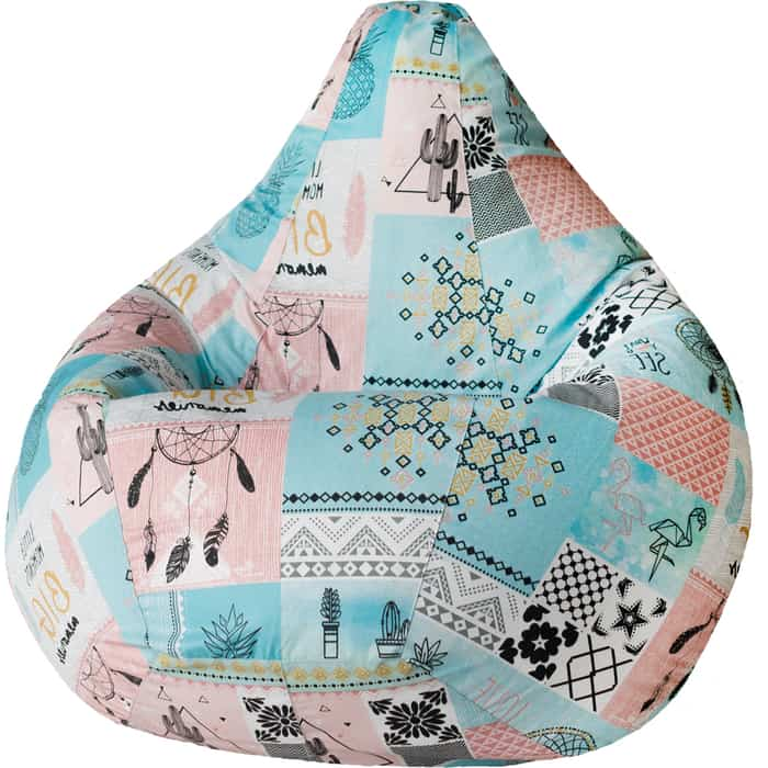 Кресло-мешок Bean-bag Груша ловец снов XL