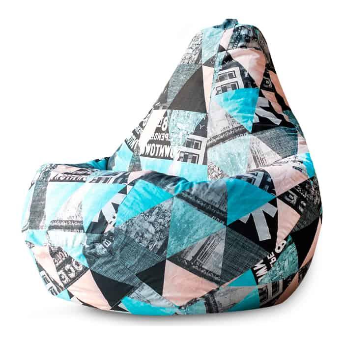 Кресло-мешок Bean-bag Груша style XL