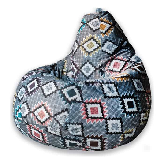 Кресло-мешок Bean-bag Груша этнос XL