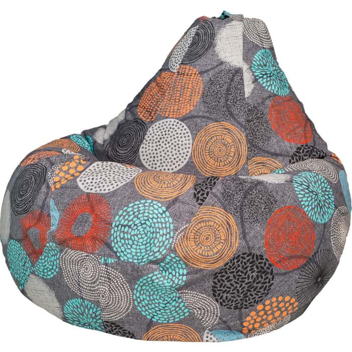 Кресло-мешок Bean-bag Груша рингс XL