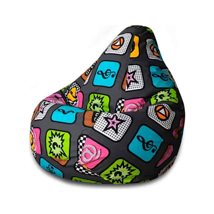 Кресло-мешок Bean-bag Груша play XL