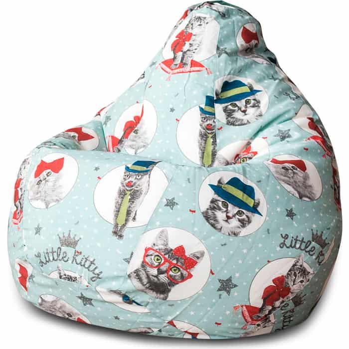 Кресло-мешок Bean-bag Груша кошки XL