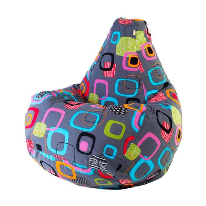 Кресло-мешок Bean-bag Груша Мумбо XL