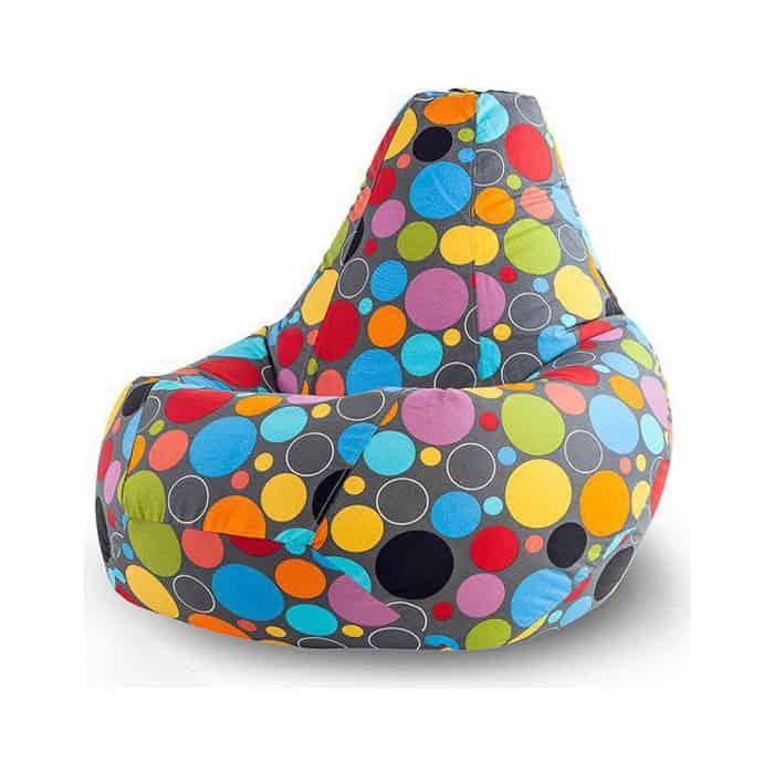 Кресло-мешок Bean-bag Груша пузырьки XL