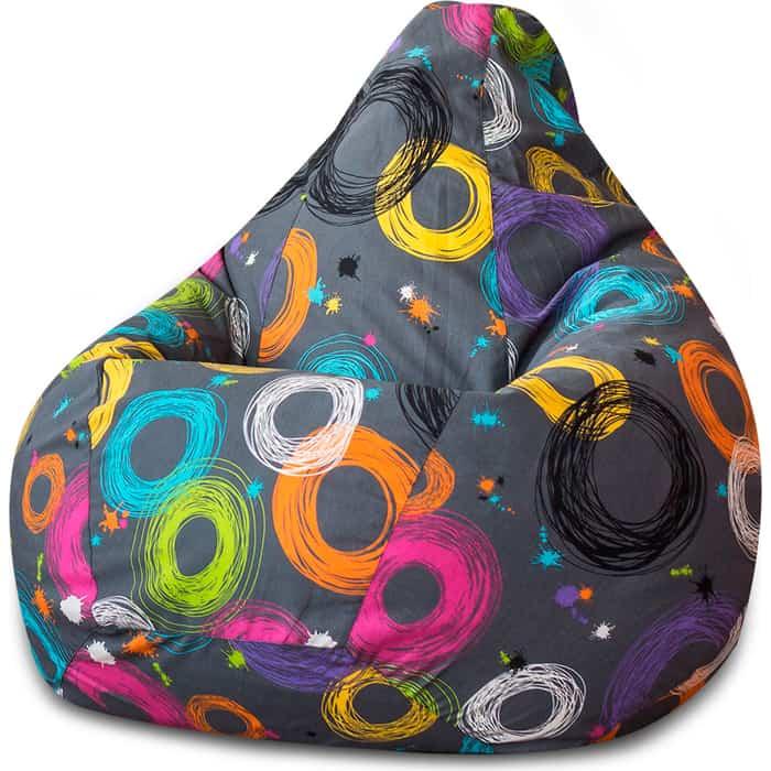 Кресло-мешок Bean-bag Груша кругос XL