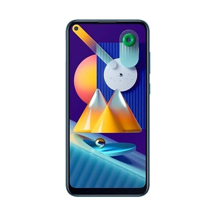Смартфон Samsung Galaxy M11 3/32Gb бирюзовый